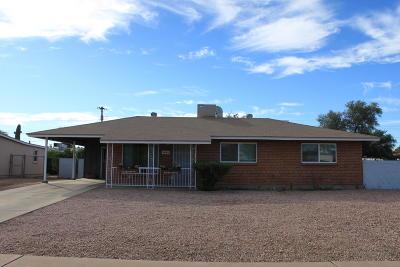 Single Family Home For Sale: 6668 E Calle Cappela