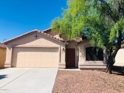 Marana Single Family Home For Sale: 12441 N Owl Head Canyon Road