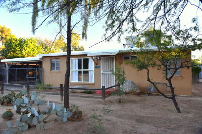 Tucson Single Family Home Active Contingent: 6050 E 20th Street