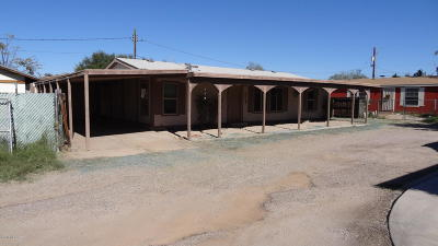 Pima County Manufactured Home For Sale: 2826 N Los Altos Avenue