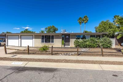 Tucson Single Family Home For Sale: 9151 E Calle Kuehn