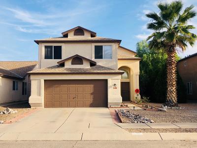 Tucson Single Family Home For Sale: 8017 S Wild Primrose Avenue