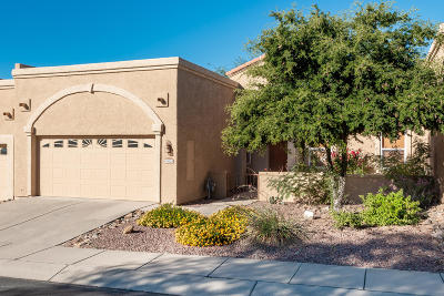 Oro Valley Townhouse For Sale: 12623 N Sleeping Coyote Drive