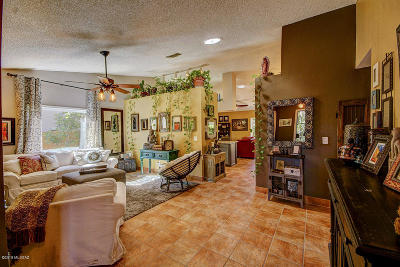 Tucson Single Family Home For Sale: 5048 W Bluejay Street