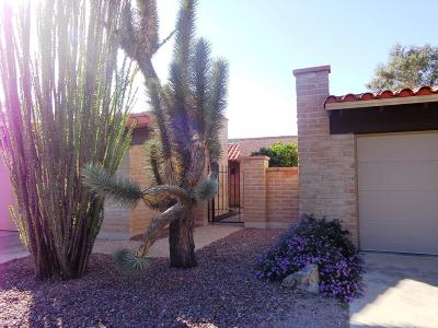 Tucson Townhouse For Sale: 7901 N Sendero Uno