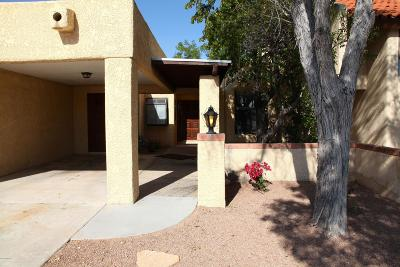 Tucson AZ Townhouse For Sale: $156,500