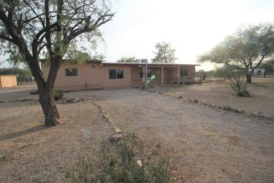 Marana Single Family Home Active Contingent: 16851 W Pepperbox Lane