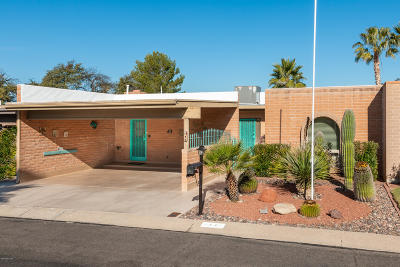 Pima County Townhouse Active Contingent: 46 W Oro Place