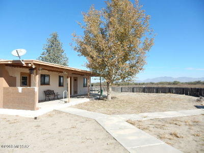 Willcox Single Family Home For Sale: 8404 S Anderson Road