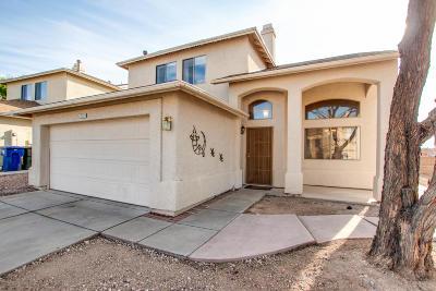 Tucson Single Family Home For Sale: 10226 E Prospect Vista Way