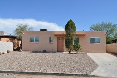 Tucson Single Family Home For Sale: 330 E Linden Street