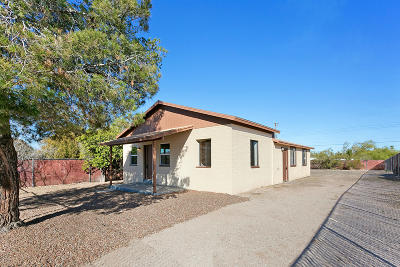 Tucson Single Family Home For Sale: 327 E Lester Street