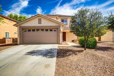 Marana Single Family Home Active Contingent: 12872 N Steamboat Drive
