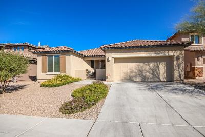 Marana Single Family Home For Sale: 3436 W Tailfeather Drive
