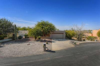 Tucson Single Family Home For Sale: 8719 N Maya Court