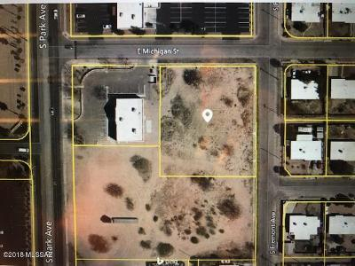 Tucson Residential Lots & Land For Sale: 4550 S Fremont Avenue