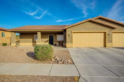 Tucson Single Family Home For Sale: 7820 N Blacksill Drive