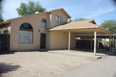 Tucson Single Family Home For Sale: 850 W Thurber Road