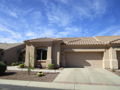 Oro Valley Townhouse Active Contingent: 13401 N Rancho Vistoso Boulevard #73