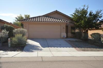 Tucson Single Family Home For Sale: 7352 E Laughing Tree Lane