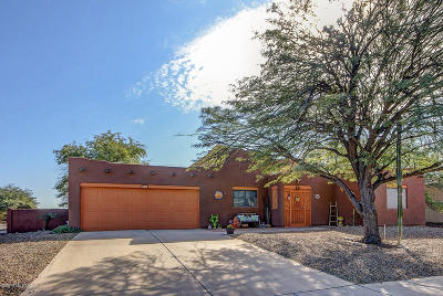 Tucson Single Family Home For Sale: 8942 N Palm Brook Drive