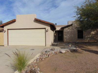 Tucson Single Family Home For Sale: 10029 E Hawthorne Street