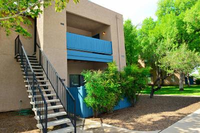 Tucson Condo Active Contingent: 8080 E Speedway Boulevard #402