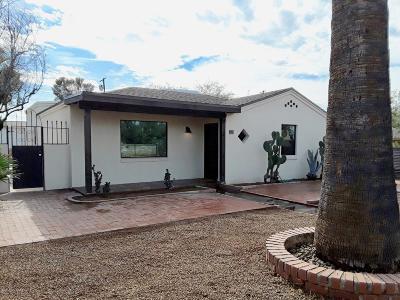 Tucson Single Family Home For Sale: 234 E Elm Street