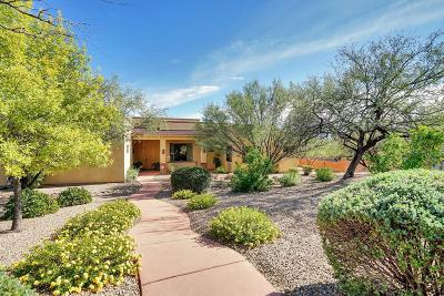 Tucson Single Family Home For Sale: 2464 N Barnwall Court