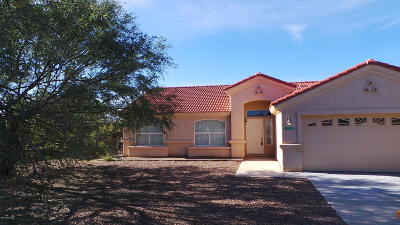 Rio Rico Single Family Home For Sale: 1702 Camino Rivera