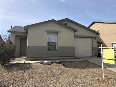 Pima County Single Family Home For Sale: 7846 E Lamont Drive