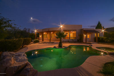 Single Family Home For Sale: 4331 N Bonanza Avenue