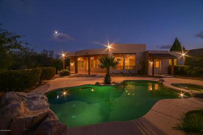 Tucson Single Family Home For Sale: 4331 N Bonanza Avenue