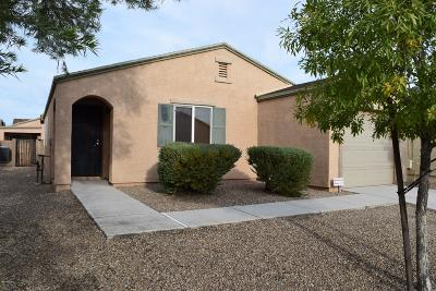 Pima County Single Family Home Active Contingent: 7035 S Spring Beauty Way