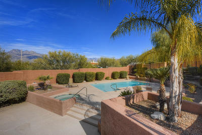 Single Family Home For Sale: 7372 E Sabino Terrace Place