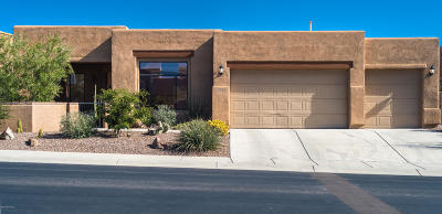 Marana Single Family Home For Sale: 12370 N Golden Mirror Drive