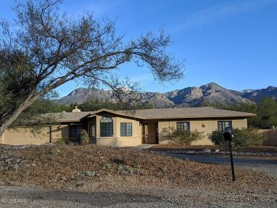 Single Family Home For Sale: 4570 N Cheyenne Trail