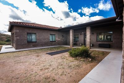 Patagonia Single Family Home For Sale: 20 Escalones Court