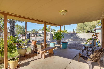 Pima County Single Family Home For Sale: 6741 S Melody Avenue