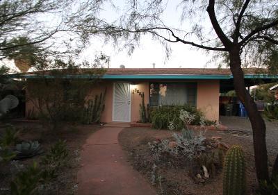 Pima County Single Family Home For Sale: 4625 E Fairmount Street