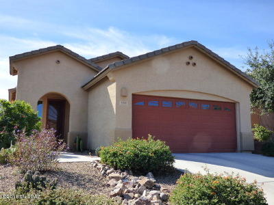 Green Valley  Single Family Home For Sale: 1017 W Pastora Peak Drive