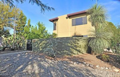 Single Family Home For Sale: 624 N Tucson Boulevard