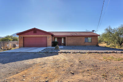 Rio Rico Single Family Home For Sale: 1802 Benecia Court