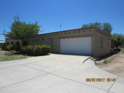 Single Family Home For Sale: 5655 W Utah Street