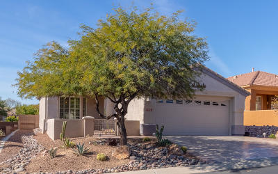 Marana Single Family Home For Sale: 13521 N Holly Grape Drive