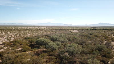 Residential Lots & Land For Sale: 7600 N Blanco Wash - Apprx Trail