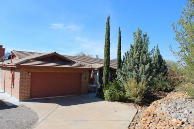 Rio Rico Single Family Home For Sale: 1655 Circulo Puerto