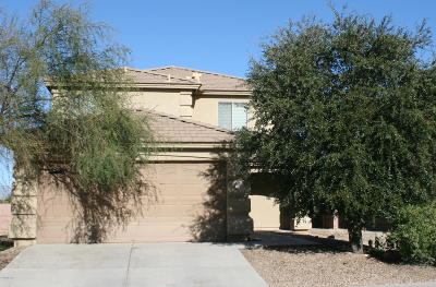 Tucson Single Family Home Active Contingent: 2763 S Pantano Edge Drive