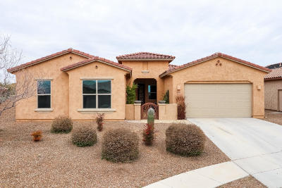 Marana Single Family Home For Sale: 4240 W Golden Ranch Place