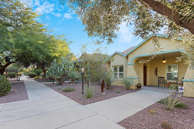 Tucson AZ Single Family Home For Sale: $315,000